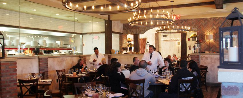 Osteria Cucina Rustica - Marlboro NJ