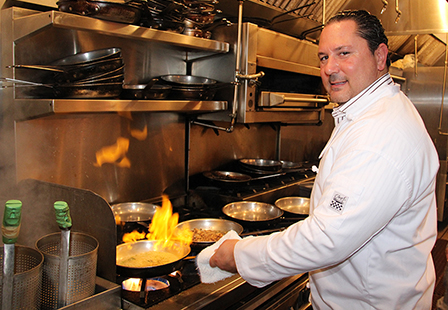 Executive Chef Steve Botta